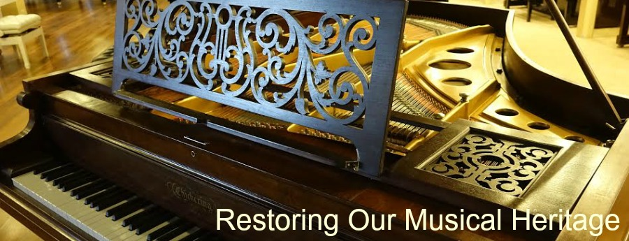 Restoring our musical heritage