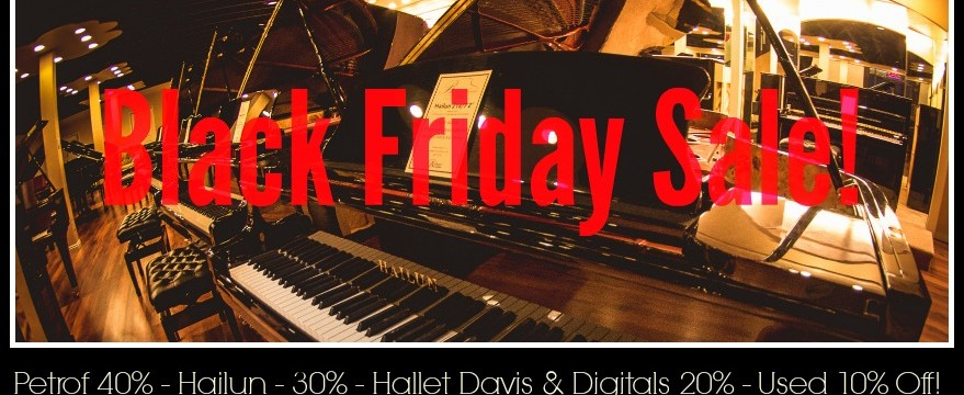 Piano Sales & Promotions