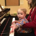 "Piano Practice…""Family that practices together stays together!"""