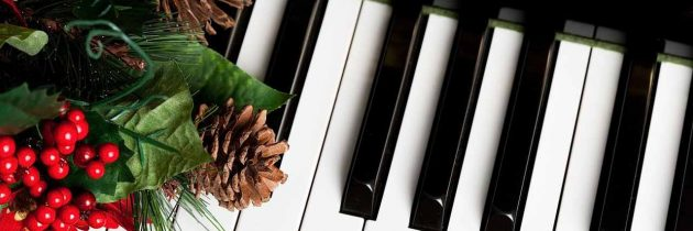 Merry Christmas from Brigham Larson Pianos and Utah Piano Conservatory!