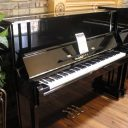 Just out of the shop! 1982 Yamaha YUS 48″ Upright Piano