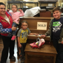 Congratulations to New Piano Owner Leslie!