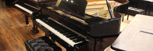Just out of the shop! 1980 Yamaha C7 Grand Piano