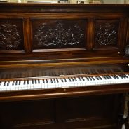 Just out of the shop! Rebuilt 1907 Emerson Upright Piano