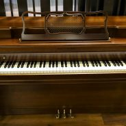 Just out of the Piano Shop!  Kohler & Campbell Upright Piano!