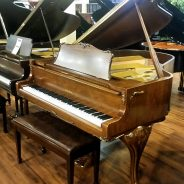 Just out of the shop! 1984 Wurlitzer Grand Piano