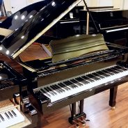 Just out of the shop! 1985 Yamaha G3 6'1″ Grand Piano